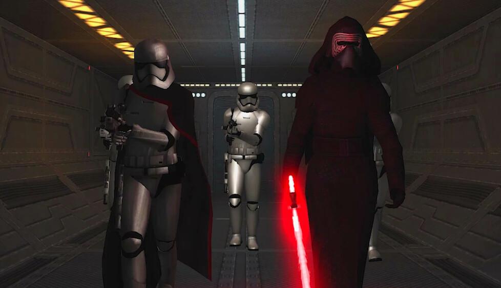 Movie Battles II - Star Wars Multiplayer Game